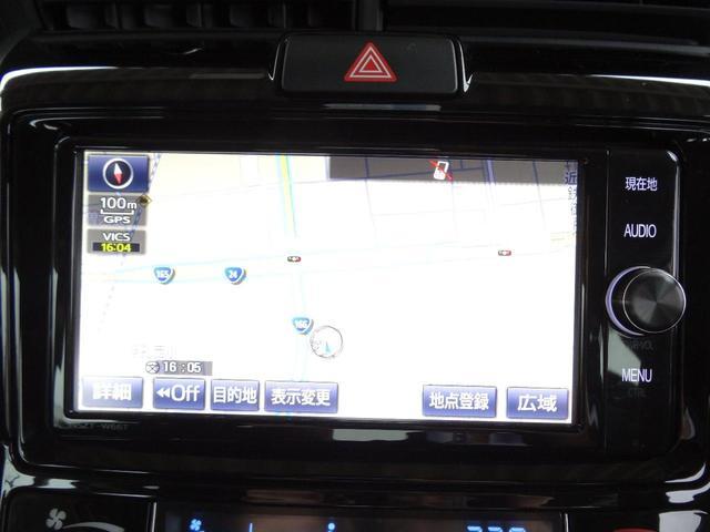 ハイブリッドG 7/1よりTRパーク五條にて展示中。TSS・ICS付・メモリーナビ・フルセグTV・バックM・ETC・LEDヘッドライト・スマートキー・ワンオーナー・平成30年式・走行距離5000キロ(10枚目)