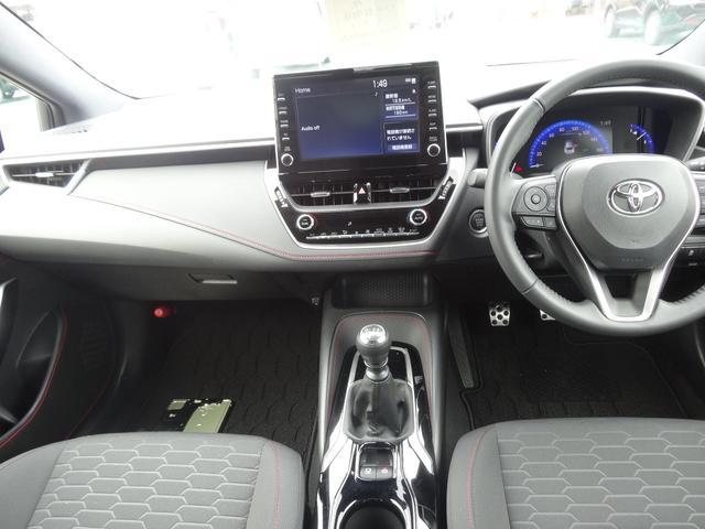 G Z 6速MT・TSS付・ディスプレイオーディオ・フルセグTV・バックM・ETC・LEDヘッドライト・純正アルミホイール・スマートキー・ワンオーナー・令和2年式・走行距離3000キロ(9枚目)