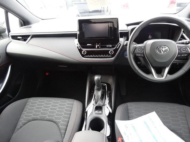 ハイブリッドG Z TSS・ICS付・メモリーナビ・フルセグTV・バックM・ETC・LEDヘッドライト・純正アルミホイール・スマートキー・ワンオーナー・平成30年式・走行距離19000キロ(9枚目)