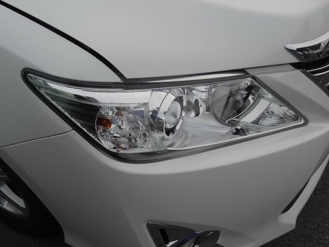 HIDヘッドライト装備車です。とても明るく夜間走行の視界を確保してくれます。