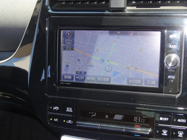 使いやすいトヨタ純正Tコネクト対応メモリーナビを装着!フルセグTV/DVD/CD/Bluetooth/SDなどに対応しております。