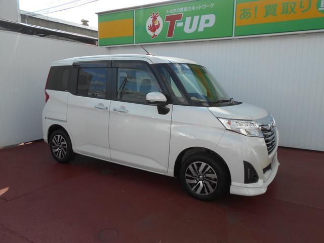 「トヨタ」「ルーミー」「ミニバン・ワンボックス」「奈良県」の中古車3