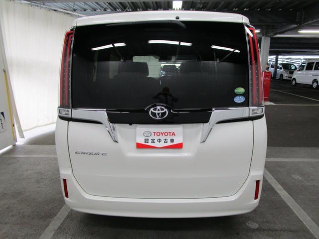 「トヨタ」「エスクァイア」「ミニバン・ワンボックス」「奈良県」の中古車4
