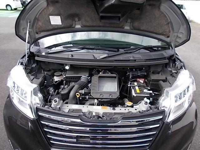 トヨタ自慢のマルクリでエンジンルームもピカピカ☆まだまだ元気なエンジンです!!
