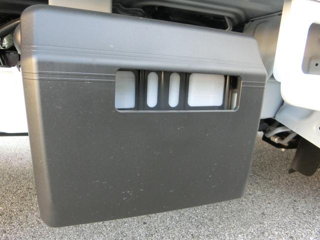バッテリーカバー標準装備★
