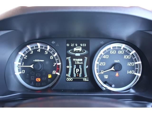 カスタム XリミテッドII SAIII パノラマモニター対応 LEDヘッドライト 運転席シートヒーター(10枚目)