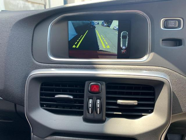 D4 SE 2016モデル ディーゼルターボ ブラックレザーシート フロントシートヒーター 追突回避軽減ブレーキ キーレス バックカメラ 17インチAW ワンオーナー禁煙車 VOLVO SELEKT(8枚目)