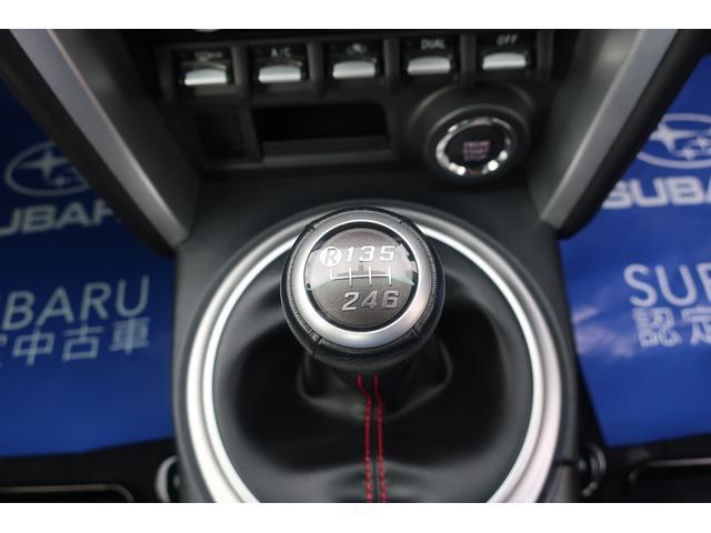 スバル BRZ S 弊社元デモカー 6MT