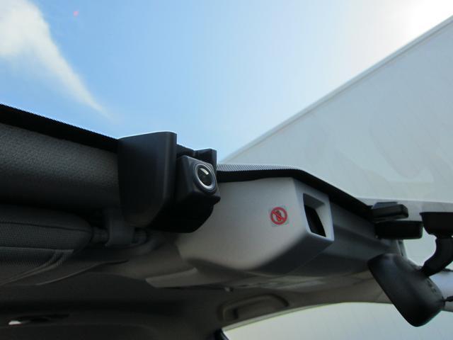 前方録画型スバル純正ドライブレコーダー装備