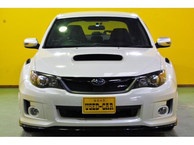 STi 4WD S206 300台限定車 記録簿(2枚目)