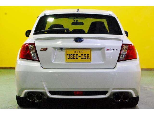 STi 4WD S206 300台限定車 記録簿(3枚目)