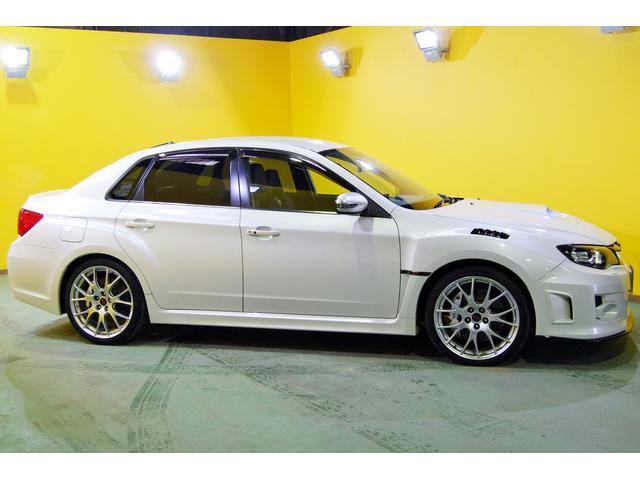 STi 4WD S206 300台限定車 記録簿(4枚目)