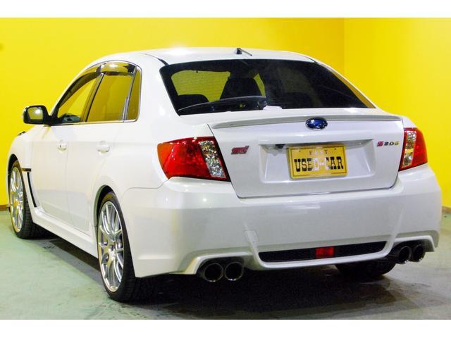 STi 4WD S206 300台限定車 記録簿(8枚目)