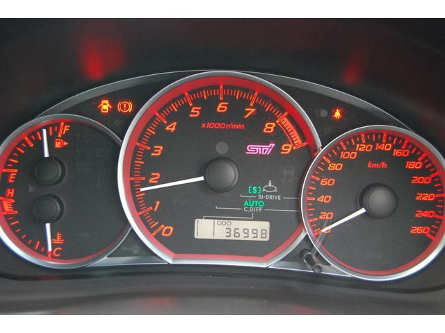 STi 4WD S206 300台限定車 記録簿(16枚目)