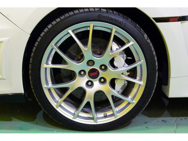STi 4WD S206 300台限定車 記録簿(19枚目)