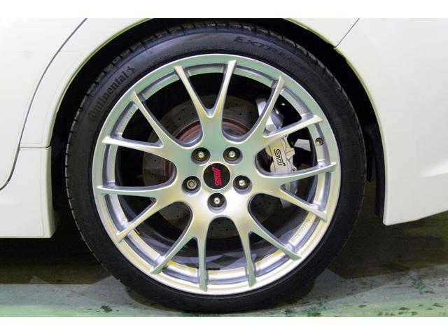STi 4WD S206 300台限定車 記録簿(20枚目)