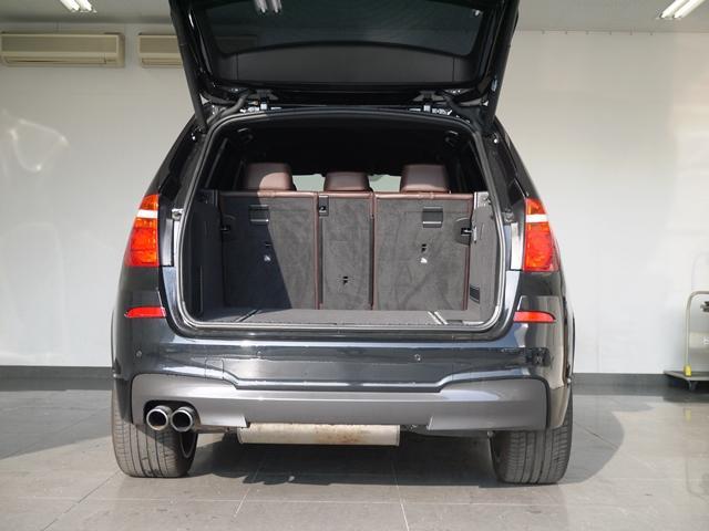 xDrive 35iMスポーツ後期LCILEDライト茶レザー(10枚目)