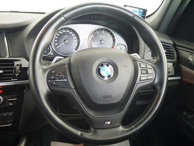 BMW BMW X3 xDrive 35iMスポーツ後期LCILEDライト茶レザー