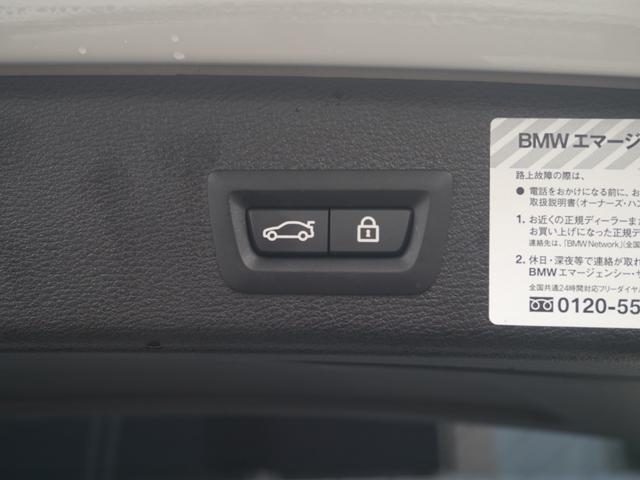xDrive 20d MスポーツP1オナ地デジオートトランク(18枚目)