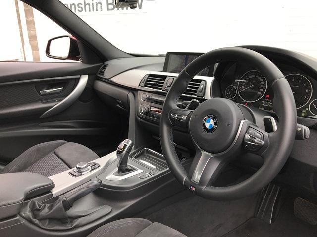 BMW BMW 320i Mスポーツ純正HDDナビキセノンパドルシフトETC