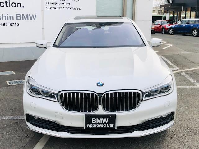 BMW BMW 740i 認定保証プラスPKGレーザーライトSR19AW