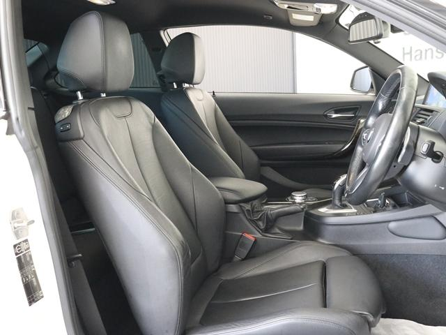 M235iクーペ認定保証黒革シートヒーターバックカメラPDC(12枚目)