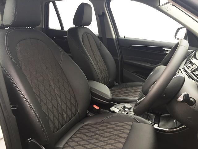 X1sDrive18ixライン 登録済未使用車シートヒーター(12枚目)