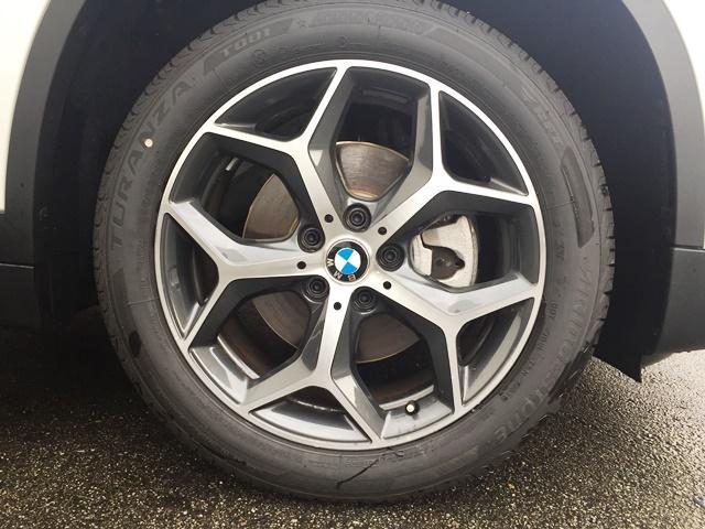 X1sDrive18ixライン 登録済未使用車シートヒーター(19枚目)