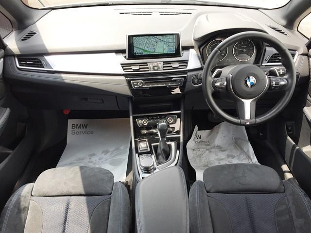 225i xDriveアクティブツアラー Mスポーツ認定保証(6枚目)