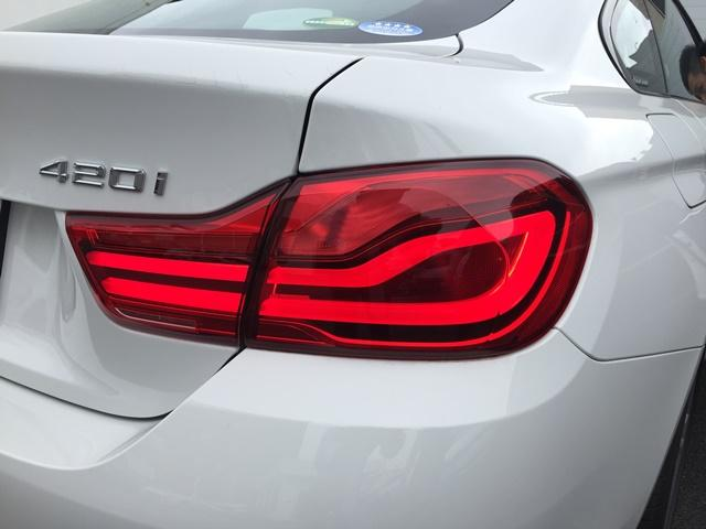 420iグランクーペ Mスポーツ登録済み未使用車ACCLED(18枚目)
