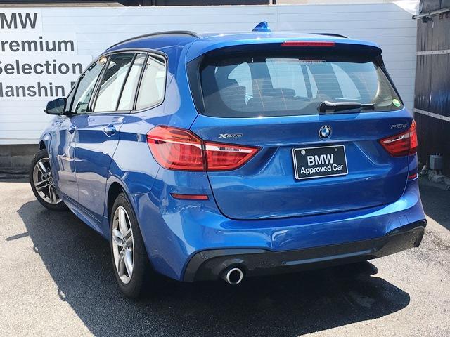 218dグランツアラー MスポーツXDrive認定保証SR(7枚目)