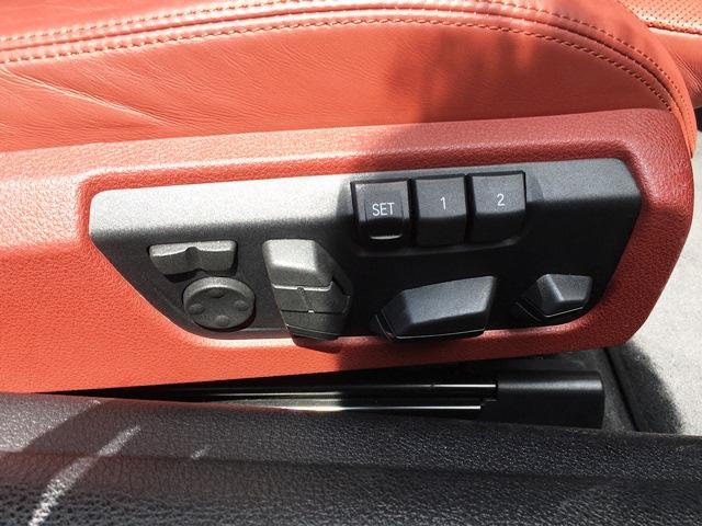 640iクーペ Mスポーツ認定保証コンフォートPナッパ赤革(14枚目)
