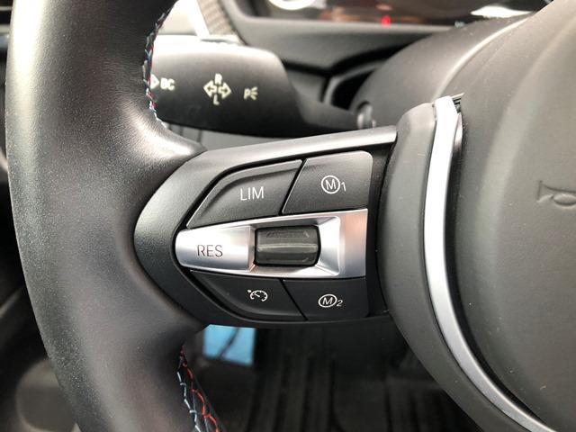 M4クーペ 認定保証・1オーナー・黒レザー・Mサスペンション・レーンチェンジウォーニング・純正HDDナビ・地デジTV・ヘッドアップディスプレイ・LEDヘッドライト(15枚目)