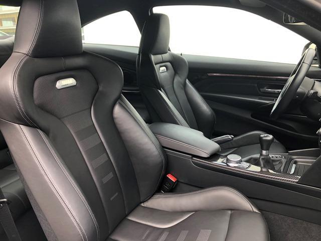 M4クーペ 認定保証・1オーナー・黒レザー・Mサスペンション・レーンチェンジウォーニング・純正HDDナビ・地デジTV・ヘッドアップディスプレイ・LEDヘッドライト(43枚目)