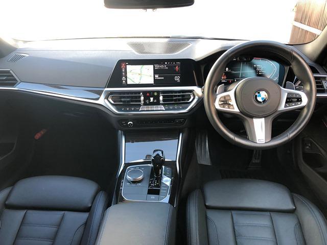 330i Mスポーツ 認定保証・デビューPKG・コンフォートPKG・トップビューカメラ・アクティブクルーズコントロール・HiFiスピーカー・純正HDDナビ・LEDヘッドライト・電動トランク・ETC・衝突軽減ブレーキ・G20(19枚目)