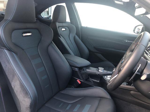コンペティション ・全国認定保証・純正HDDナビ・ミュージックサーバ・バックカメラ・黒レザー・シートヒーター・LEDヘッドライト・ハーマンカードン・ミラーETC・パドルシフト・衝突軽減ブレーキ・F87(17枚目)