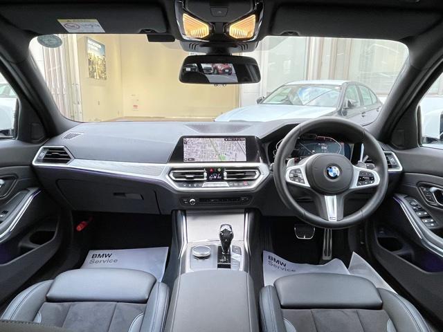 320i Mスポーツ 認定保証・ワンオーナー・ヘッドアップディスプレイ・コンフォートPKG・純正HDDナビ・バックカメラ・PDC・純正18AW・LED・ACC・パドルシフト・Dアシスト・電動シート・シートヒーター・G20(5枚目)