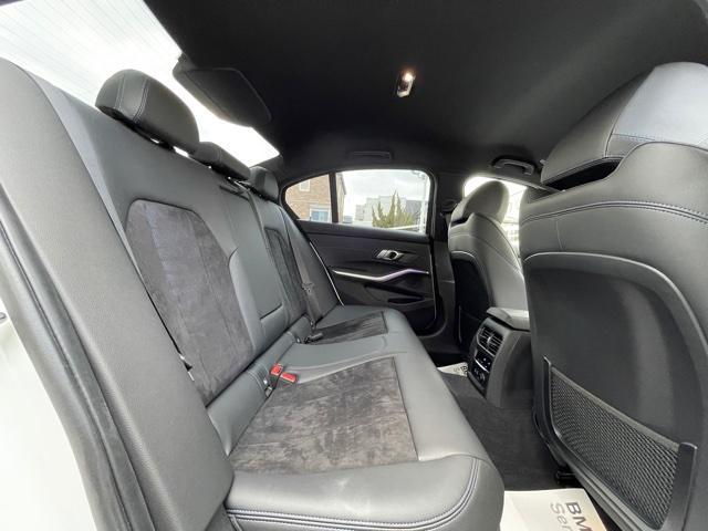 320i Mスポーツ 認定保証・ワンオーナー・ヘッドアップディスプレイ・コンフォートPKG・純正HDDナビ・バックカメラ・PDC・純正18AW・LED・ACC・パドルシフト・Dアシスト・電動シート・シートヒーター・G20(13枚目)