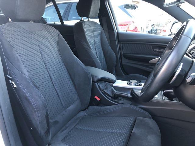 320i Mスポーツ 認定保証・ACC・パドルシフト・純正HDDナビ・バックカメラ・衝突軽減ブレーキ・車線逸脱警告・リアPDC・DVD再生・コンフォートアクセス・キセノンヘッドライト・電動シート・Bluetooth・F30(35枚目)