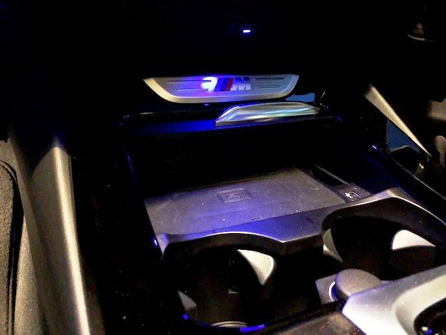 M40d ライブコクピットマルチメーター ワンオーナー セレクトパッケージ パノラマガラスサンルーフ ハーマンカードンサラウンド 黒革 ヘッドUPディスプレイ HDDナビ ACC フロントリアシートヒーター(42枚目)