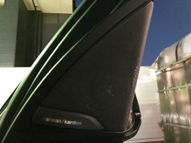 M40d ライブコクピットマルチメーター ワンオーナー セレクトパッケージ パノラマガラスサンルーフ ハーマンカードンサラウンド 黒革 ヘッドUPディスプレイ HDDナビ ACC フロントリアシートヒーター(56枚目)