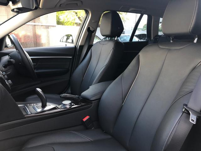 320iツーリング ラグジュアリー ・認定保証・ブラックレザー・ACC・LEDヘッドライト・シートヒーター・衝突軽減ブレーキ・車線逸脱警告・純正HDDナビ・バックカメラ・電動テールゲート・Bluetooth・電動シート・ETC・F31(16枚目)