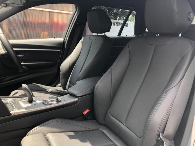 318iツーリング Mスポーツ エディションシャドー 認定保証・ワンオーナー・ブラックレザー・純正19AW・純正HDDナビ・バックカメラ・PDC・電動シート・電動リアゲート・シートヒーター・ブラックキドニーグリル・ドライビングアシスト・ETCLEDF31(15枚目)