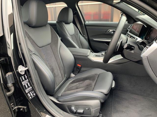 320d xDrive Mスポーツ 認定保証・パーキングアシストプラス・シートヒーター・純正HDDナビ・360°カメラ・PDC・コンフォートアクセス・純正18AW・ACC・Dアシスト・パドルシフト・電動シート・LEDヘッドライト・G20(52枚目)