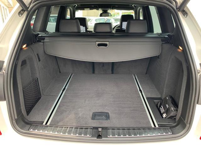 xDrive 20d Mスポーツ 認定保証・ワンオーナー・ブラックレザーシート・シートヒーター・純正HDDナビ・バックカメラ・PDC・地デジ・電動シート・電動リアゲート・純正18AW・ACC・Dアシスト・ETC・ウッドトリム・キセノン(19枚目)