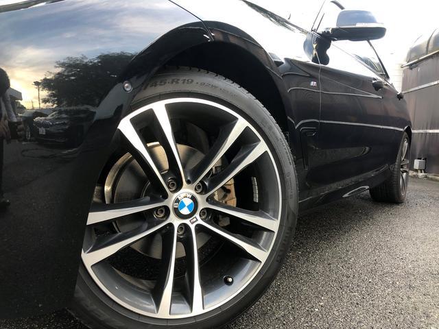 320dグランツーリスモ Mスポーツ 認定保証・4WD・黒革・LEDヘッドライト・19AW・シートヒーター・ACC・衝突軽減ブレーキ・車線逸脱警告・レーンチェンジウォーニング・純正HDDナビ・電動テールゲート・バックカメラ・PDC・F34(10枚目)