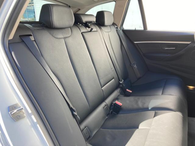 320iツーリング ラグジュアリー 認定保証・パノラマガラスサンルーフ・アクティブクルーズコントロール・ブラックレザー・シートヒーター・LEDヘッドライト・純正HDDナビ・バックカメラ・電動トランク・コンフォートアクセス・純正17AW(56枚目)