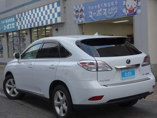 「レクサス」「RX」「SUV・クロカン」「京都府」の中古車5
