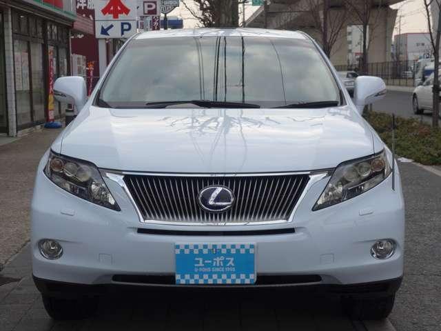 「レクサス」「RX」「SUV・クロカン」「京都府」の中古車10