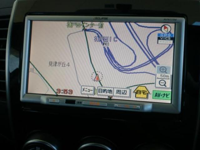 マツダ プレマシー 20CS ナビ ETC 電動スライドドア
